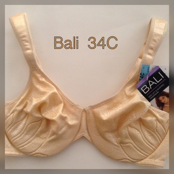 1e8b5341f Bali side lift   shaping bras. 34C