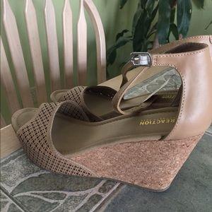 5d0e1c8af3e Kenneth Cole Reaction Shoes - KENNETH COLE Reaction Sole Ness Wedge Sandals