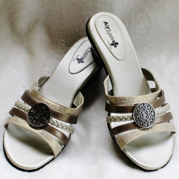 AIR SUPPLY PLUS Sandals - Size 9W