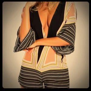 Zara Dresses & Skirts - ROMPER