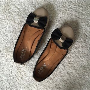 Shoes - Bow flats