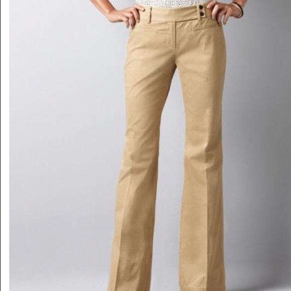 311f08cbf50 Ann Taylor Pants - Ann Taylor Curvy petite khakis