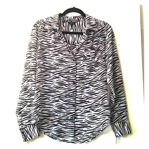 Guess Tops - Guess long sleeved blouse