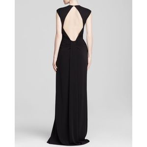Black Evening Gown | Rachel Zoe: Amara