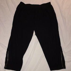 Capri Harem Pants