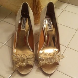 ~ Badgley Mischka Sexy Heels ~