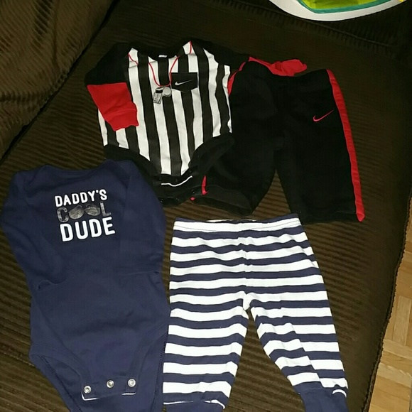 Baby boy lot two outfits