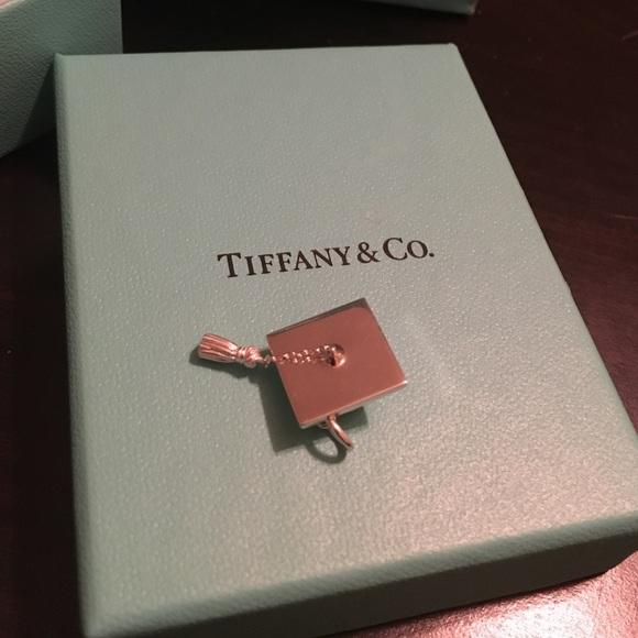 Tiffany Amp Co Jewelry Tiffany Co Graduation Cap Charm