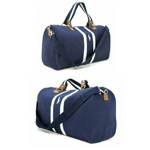 4c2c5ed2602a Polo by Ralph Lauren Bags - Ralph Lauren Polo Blue Navy White New Weekend  Bag
