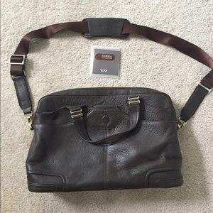 Tumi Handbags - Tumi Briefcase