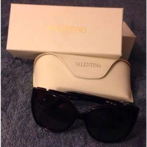 Valentino Accessories - VALENTINO Sunglasses - Black