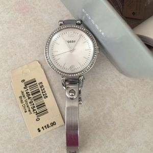Fossil Watch, brand new