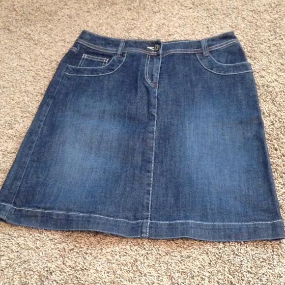 boden boden denim skirt from blou s closet on poshmark