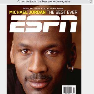 Accessories - ***ORIGINAL Michael Jordan ESPN magazine***
