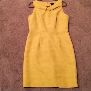 Ann Taylor Dresses & Skirts - Yellow Ann Taylor dress