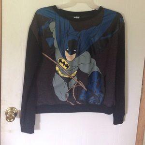 Batman Bling Sweatshirt