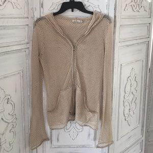 Zara zip up jacket