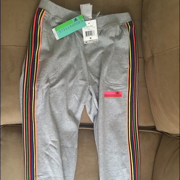 outlet for sale best supplier get online New Stella Sport By Adidas Sweatpants Boutique