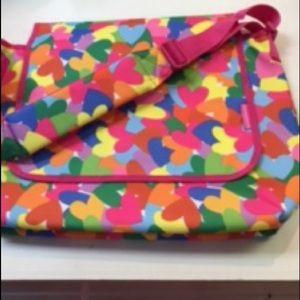 Agatha ruiz de la prada Handbags - Agatha RUIZ de la Prada heart messenger bag.