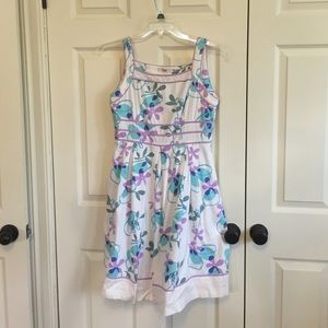 Ada Dresses & Skirts - Ada Collection Floral Sundress size 6