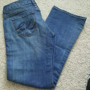 Denim - NWOT Original Express jeans
