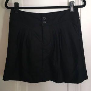 Black Fossil skirt