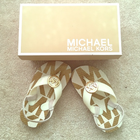 Michael Kors Toddler Sandals   Poshmark