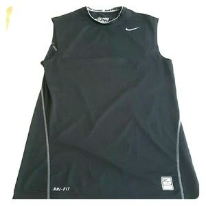 Nike Dri-Fit mens gym tank top