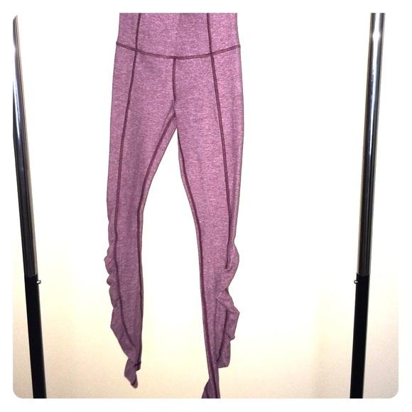 6a5be8250181c2 lululemon athletica Pants - Lululemon Rulu Speed tights, like new, sz 2
