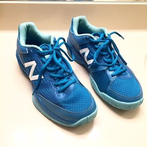 New Balance Shoes - Bright blue [New Balance] sneakers women's size 9