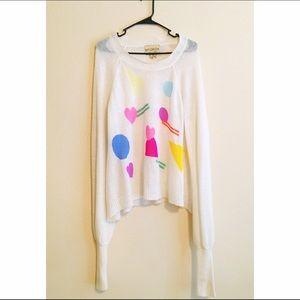 ⭐️Wildfox White Label Sweater 