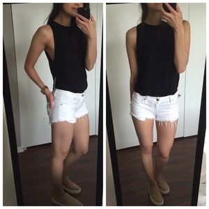 Atid Clothing Tops - F I N A L • Basic Black Tank