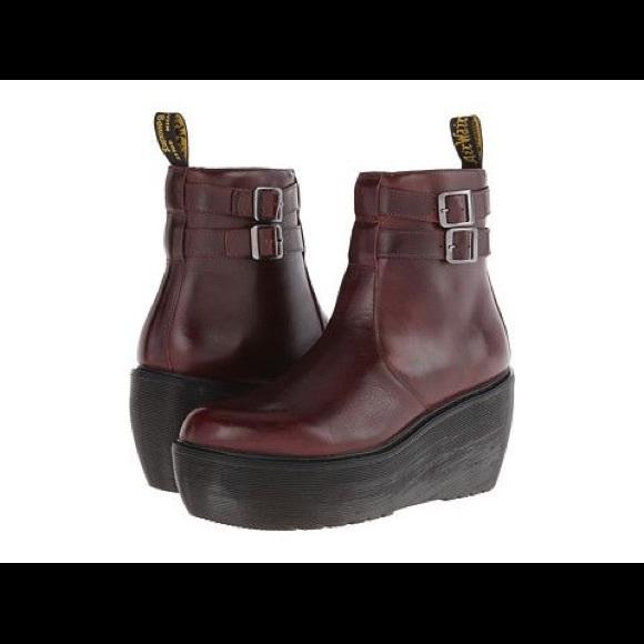 93a79d83ae9 Dr. Martens Shoes - Doc Martens Caitlin 2-Strap Ankle Boot