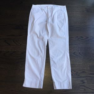 "Anthropologie's ""Paper Boy"" Capris"