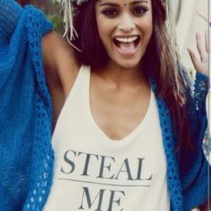 Wildfox Couture Steal Me Tank