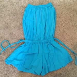 Other - Turquoise romper