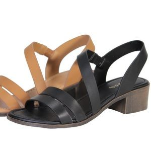 Bamboo Shoes - Chic Sandal in Black