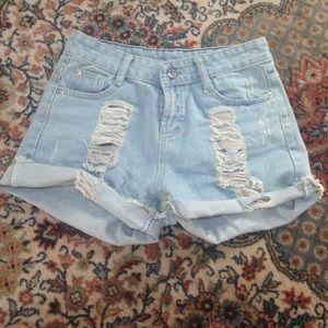 PacSun Pants - Pacsun high waisted shorts