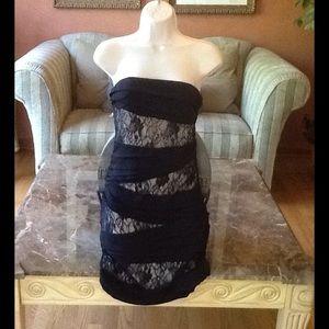 AKIRA Dresses & Skirts - NWOT BANDAGE COCKTAIL DRESS