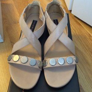 Steven by Steve Madden studded sandal