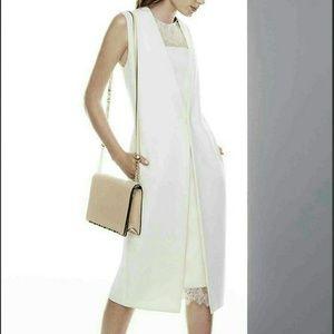 d936deb18235 BCBGMaxAzria Dresses - BCBG Max Azria Foster lace trim vest dress