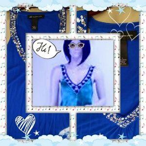 International Concepts Tie Dye Tee/Dress  NWOT