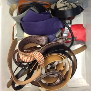 Accessories - Preowned Belts