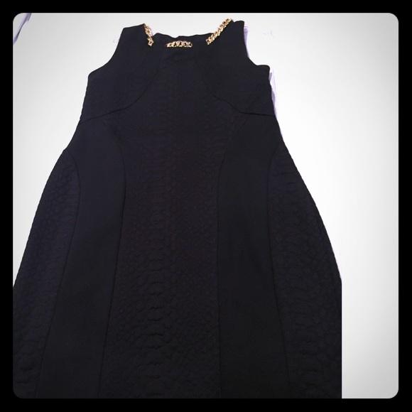 Jm Studio By John Myer Dresses John Meyer Quilted Black Dress