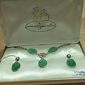Vintage Amco Jewels 1960ty's In original box