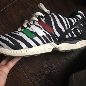 Zapatillas adidas zx flujo x italiano poshmark independiente