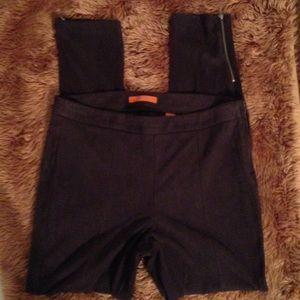 Joe Fresh Pants - Joe Fresh Suede black pants