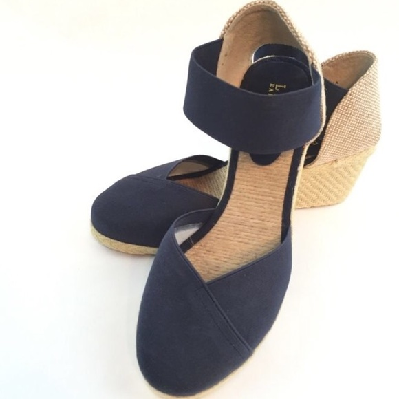 2ad37235c7d Lauren Ralph Lauren Shoes - Lauren Ralph Lauren Charla Wedge Espadrilles