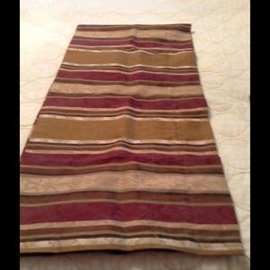 2 valances preowned