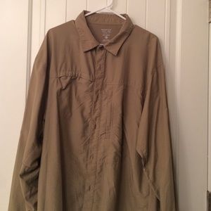 Mountain Hard Wear button up